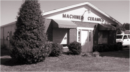 Machined Ceramics, Inc.